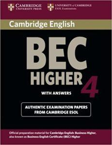 business english success - bec higher exam book4