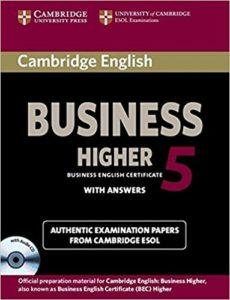 business english success - bec higher exam book5