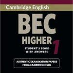 BEC Higher Exam Books