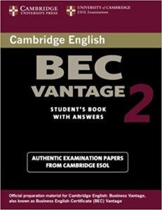 business english success - bec vantage exam book2