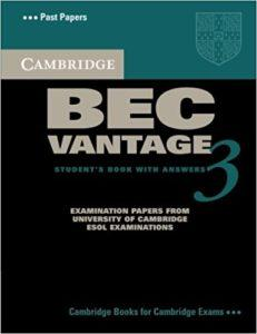 business english success - bec vantage exam book3