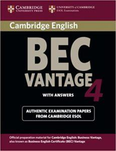 business english success - bec vantage exam book4