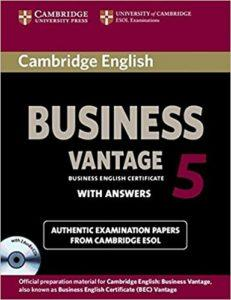 business english success - bec vantage exam book5