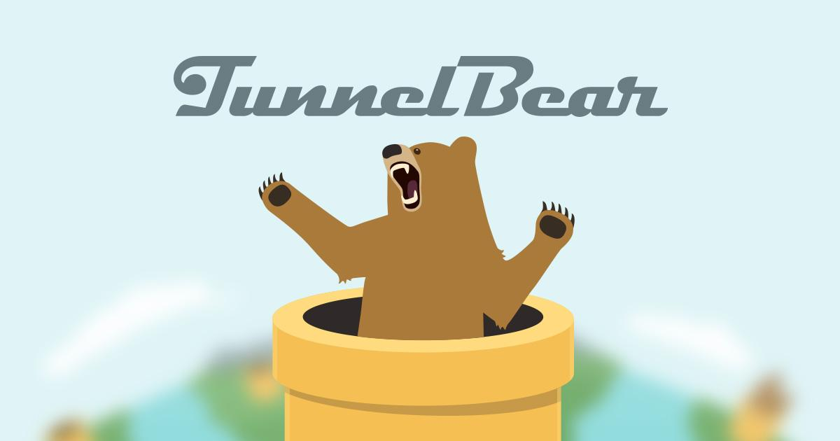 business english success - tunnel bear