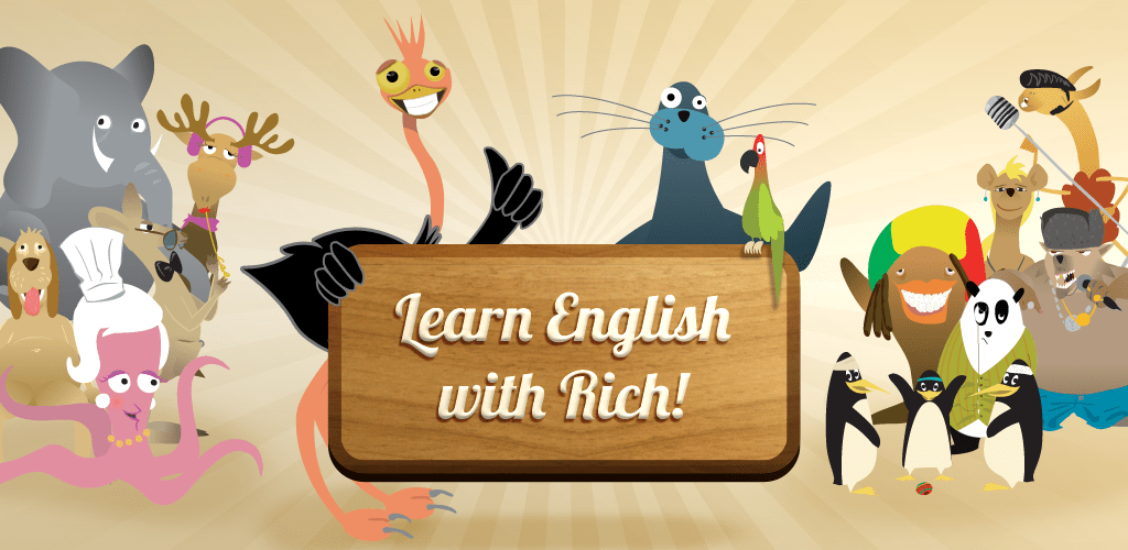 business english success - rich morning show