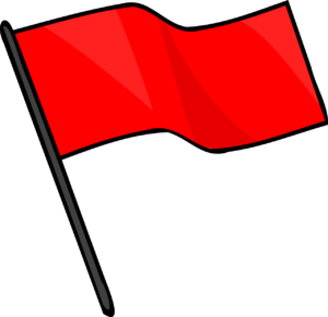what is the best tefl course - red flag