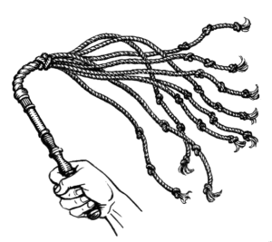 cat of nine tails - cat idioms - business english success
