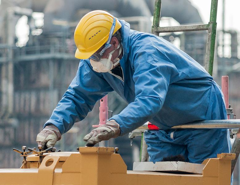 blue idioms - blue collar worker - business english success